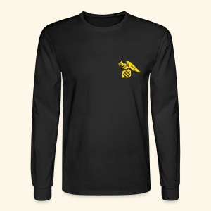 DDP-Bee - Men's Long Sleeve T-Shirt