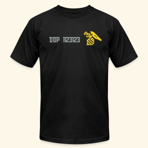 DDP-Bee, enter your highscore - Men's T-Shirt by American Apparel