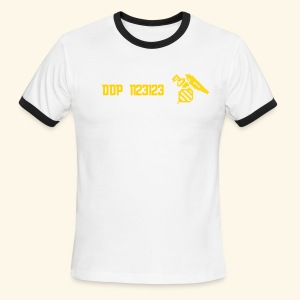 DDP-Bee, enter your highscore - Men's Ringer T-Shirt