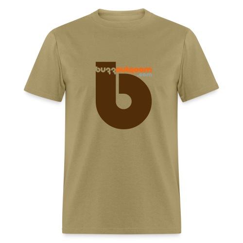 Buzzout Khaki - Men's T-Shirt