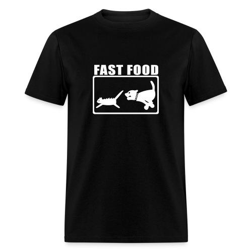 Fast Food T-shirt - Men's T-Shirt