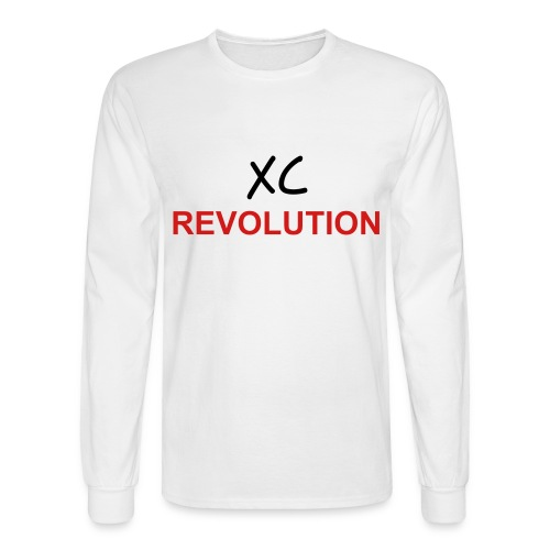 XC Revolution - Men's Long Sleeve T-Shirt