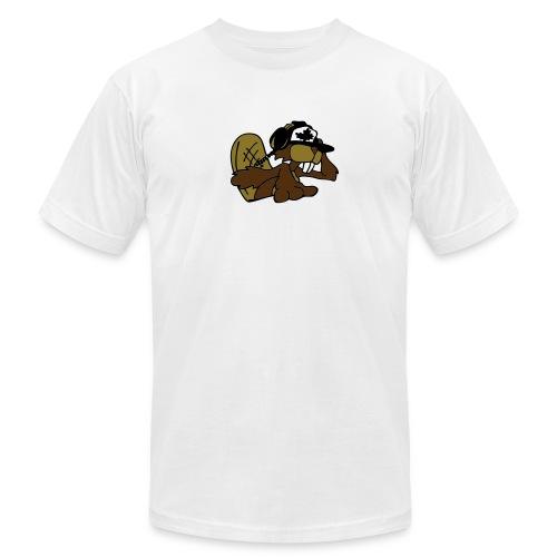 Beaver DJ - Men's Jersey T-Shirt