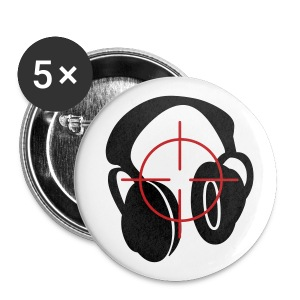 Right on Target Button - Small Buttons