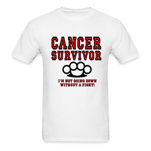 Cancer Survivor - Men's T-Shirt