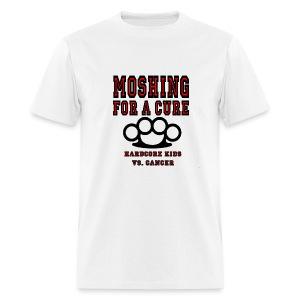 Mosh For A Cure - Men's T-Shirt