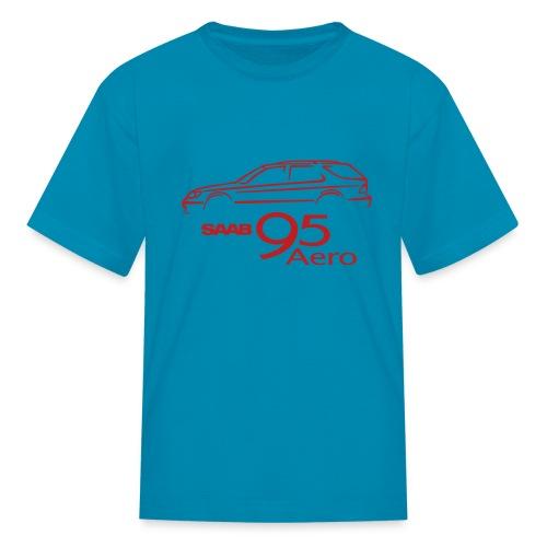 Saab 9-5 Aero - Kids' T-Shirt