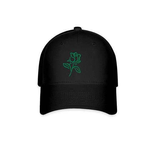 rose cap - Baseball Cap