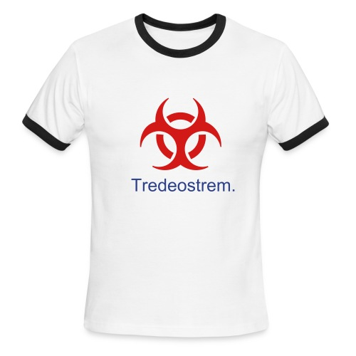 Treo - Men's Ringer T-Shirt