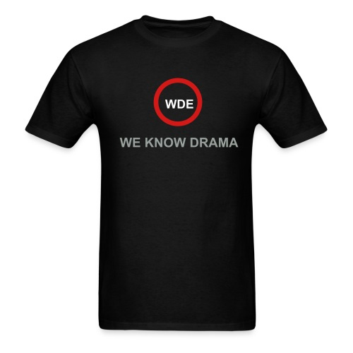 Walt Disney Entertainment, We Know Drama. - Men's T-Shirt