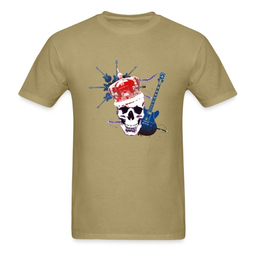 Tan BandTee - Men's T-Shirt