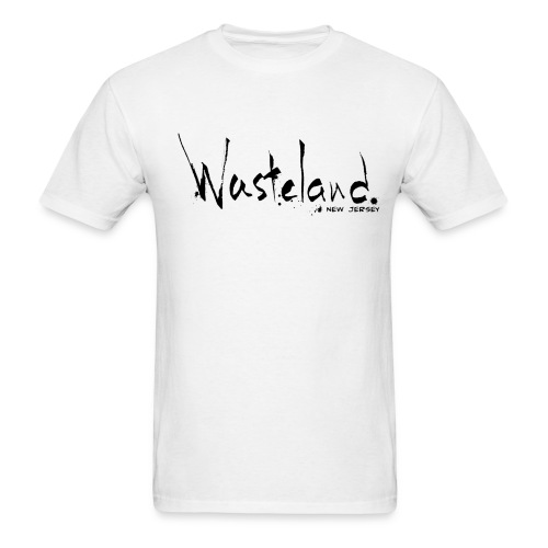 Wasteland: New Jersey [logo Tee] - Men's T-Shirt