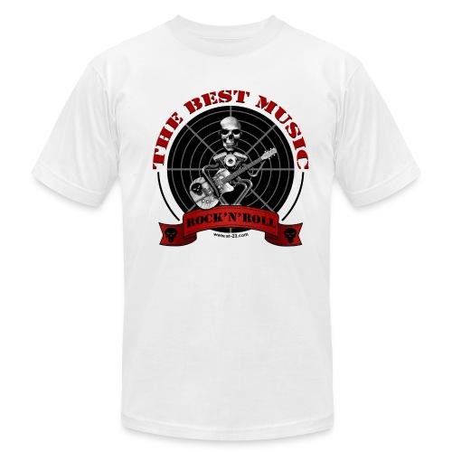rock'n'roll shirt - Men's Fine Jersey T-Shirt