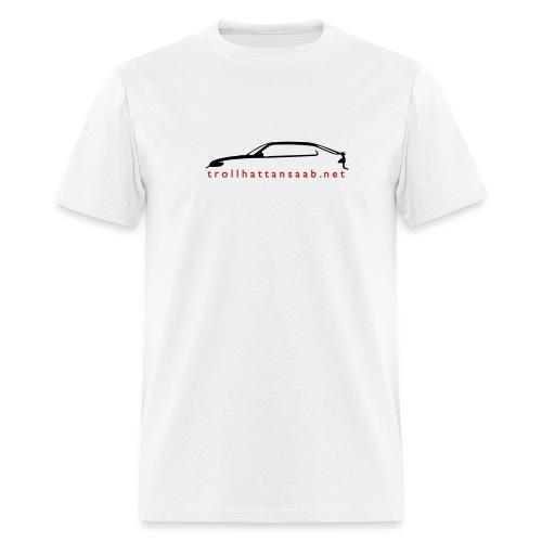 Lightweight Viggen - white - Men's T-Shirt