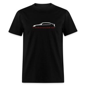 Lightweight Viggen - black - Men's T-Shirt