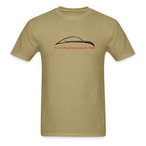 Lightweight UrSaab - khaki - Men's T-Shirt