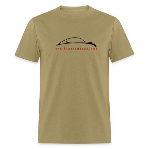 Lightweight UrSaab - khaki - Men's T-Shirt