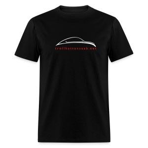 Lightweight UrSaab - black - Men's T-Shirt