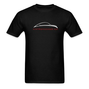 Lightweight UrSaab - black - Men's T-Shirt