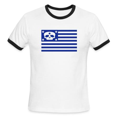 bandiera morte - Men's Ringer T-Shirt
