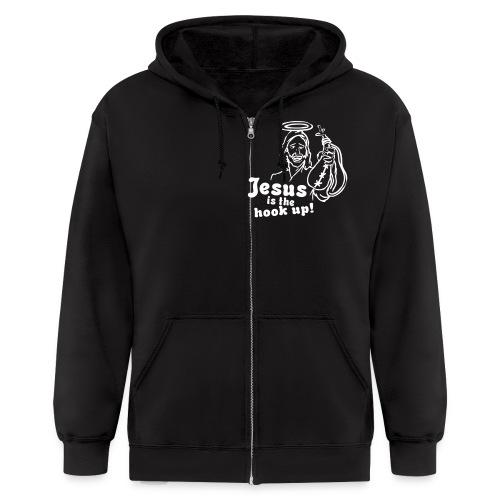 JAP Hoodie - Men's Zip Hoodie