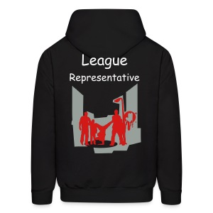League Hoody - Men's Hoodie