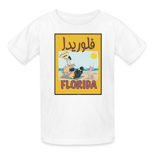 Florida T - Kids' T-Shirt