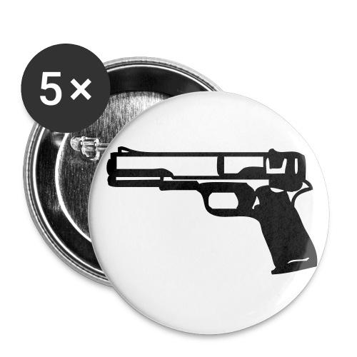 Gun Button - Large Buttons