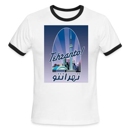 Tehranto T - Men's Ringer T-Shirt