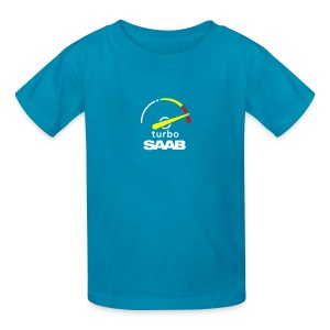Turbo gauge - Kids' T-Shirt