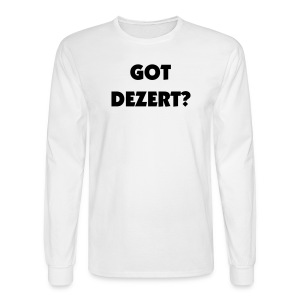 GOT DEZERT LONG SLEVER - Men's Long Sleeve T-Shirt