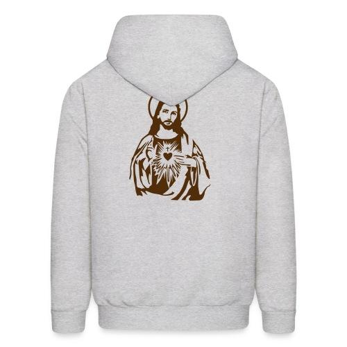 jesus - Men's Hoodie