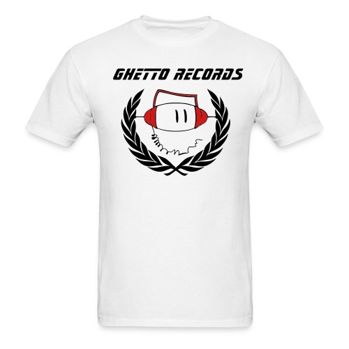 GR T-shirt white - Men's T-Shirt