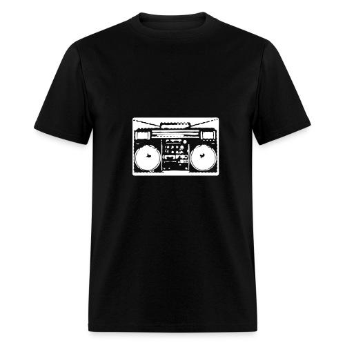 Boom box lightweight shirt - Men's T-Shirt