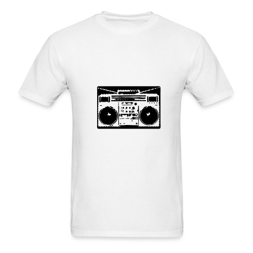 boom box lightweight t-shirt - Men's T-Shirt