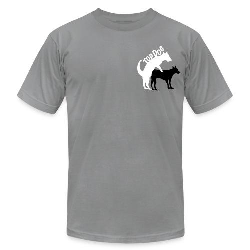 Top Dog   - Men's  Jersey T-Shirt