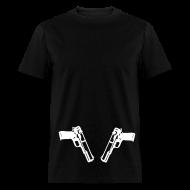 T-Shirts ~ Men's T-Shirt ~ UNKNOWN PISTOL TEE