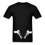 T-Shirts ~ Men's T-Shirt ~ UNKNOWN PISTOL TEE