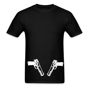 UNKNOWN PISTOL TEE - Men's T-Shirt