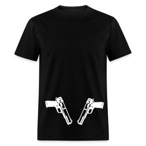 UNKNOWN PISTOL TEE - Men's T-Shirt