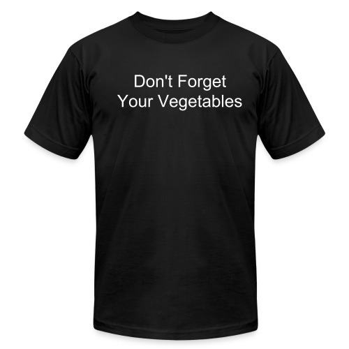 Vegetable - short - Men's Fine Jersey T-Shirt