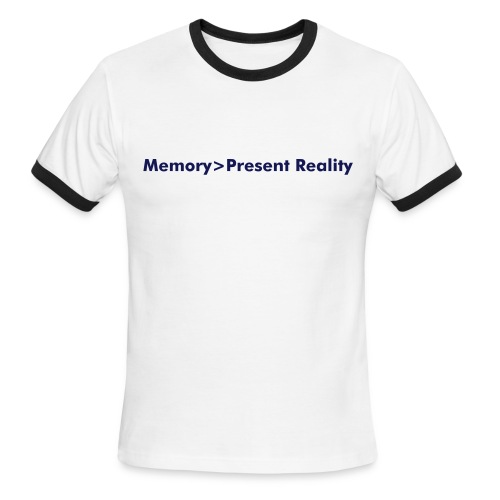 Memory - Men's Ringer T-Shirt