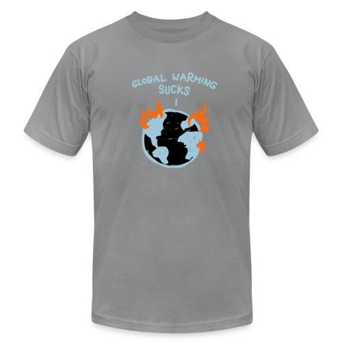 Global-ness - Men's Fine Jersey T-Shirt