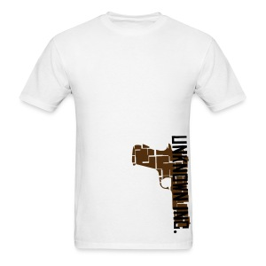 UNKNOWN INC. LOGO TEE - Men's T-Shirt