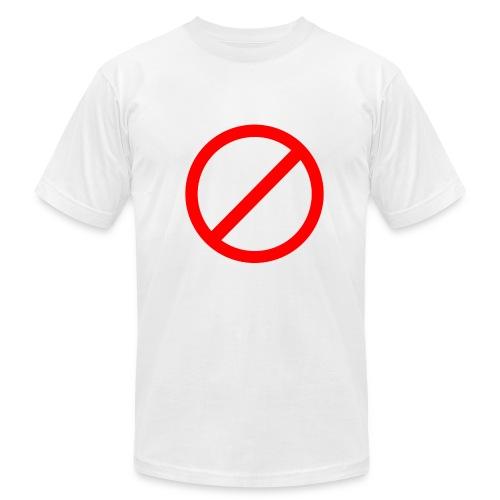 banned t-shirt - Men's Fine Jersey T-Shirt