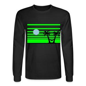 Sunset - Men's Long Sleeve T-Shirt