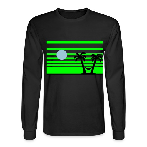 Sunset - Men's Long Sleeve T-Shirt