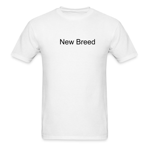 Basic New Breed Shirt - Men's T-Shirt