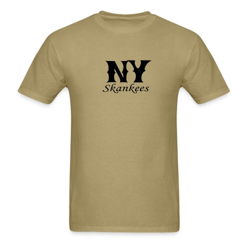 NY skankees - Men's T-Shirt