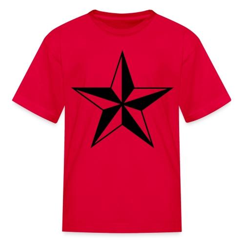 nautical star  - Kids' T-Shirt